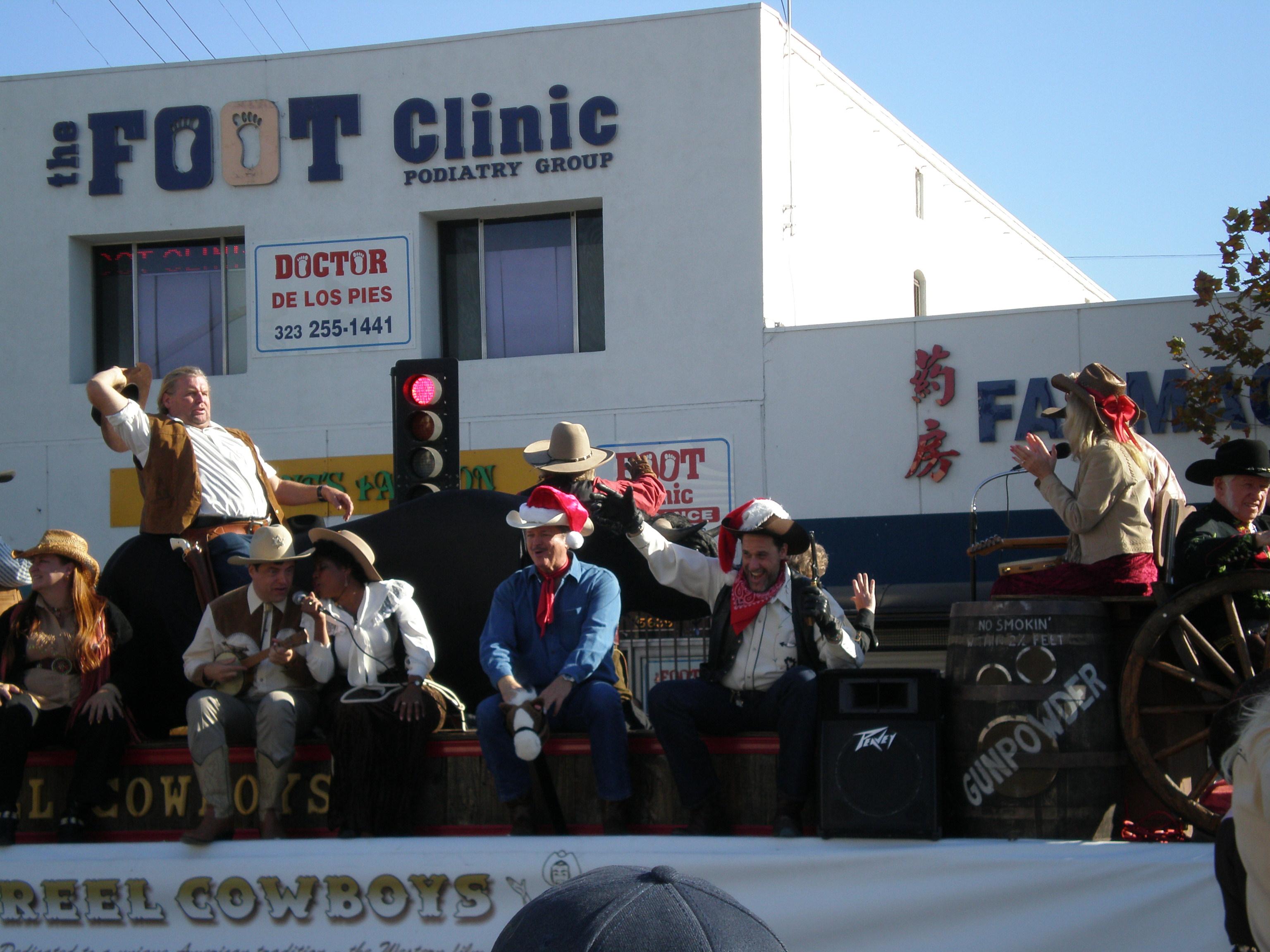 Reel Cowboys