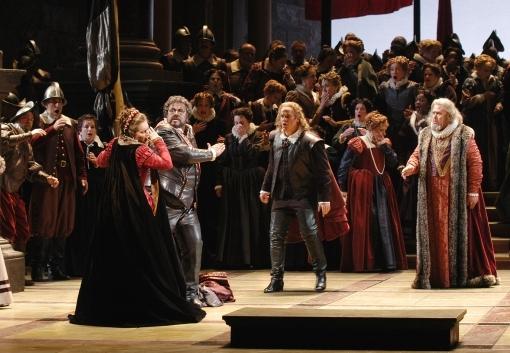 Met Performance of Otello