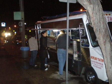 It's 9:31 PM.  Do you know where your taco truck is?