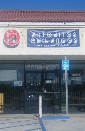 Antojitos Chilangos