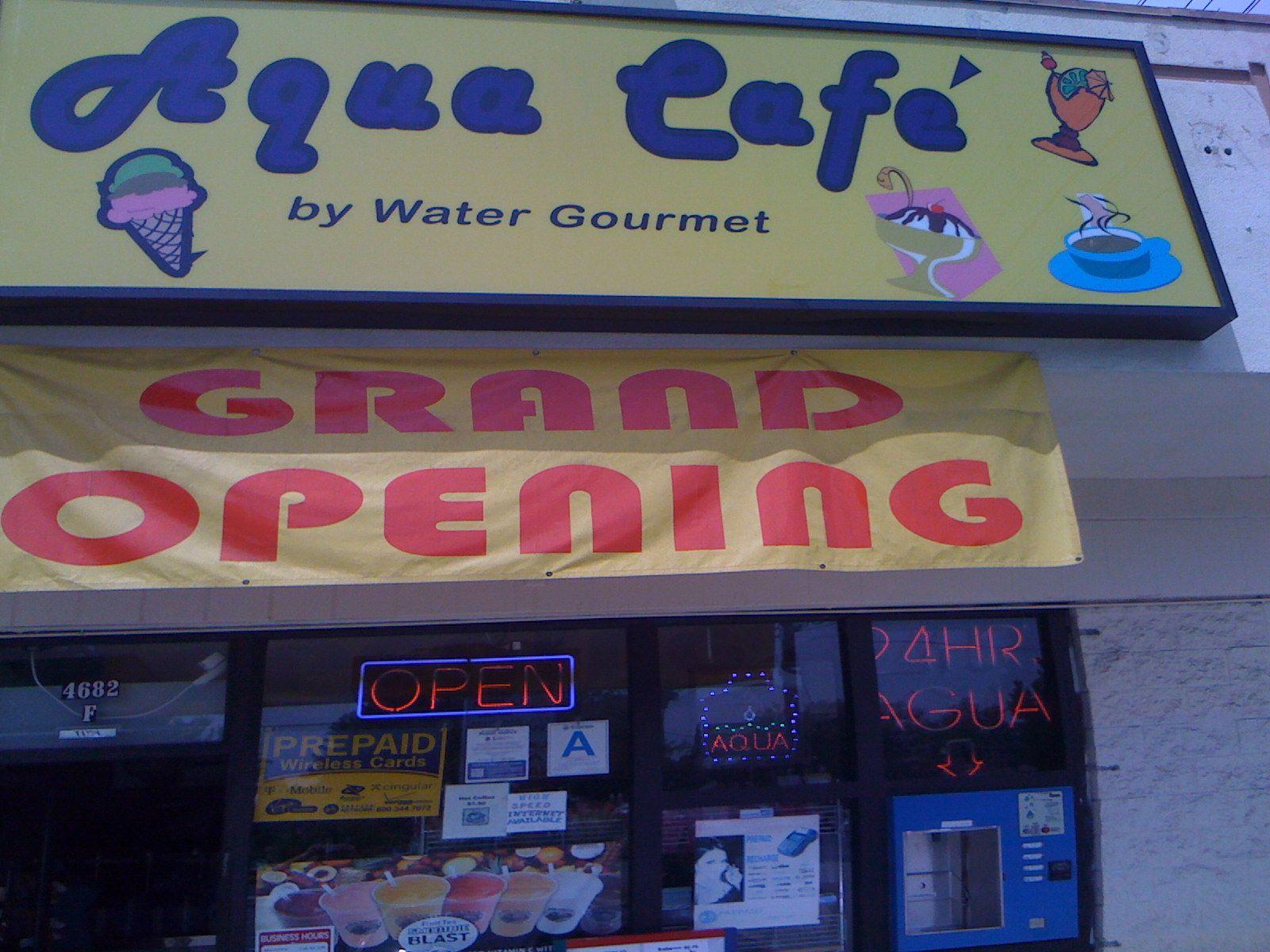 Agua Cafe