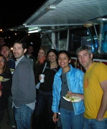 Hungry at Tacos El Galuzo