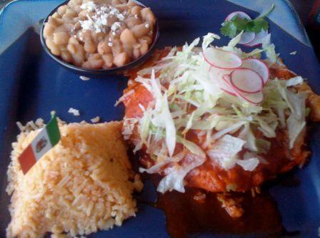Abuelita's Enchilada